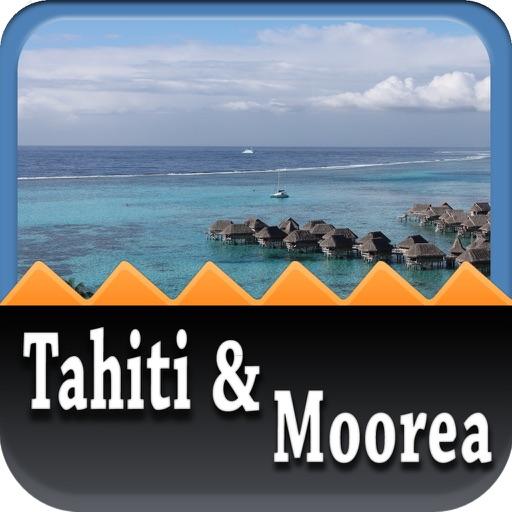 Tahiti & Moorea  Offline Map Navigator