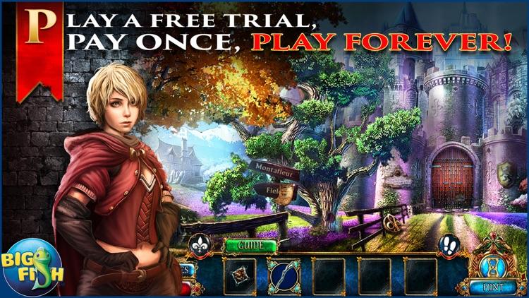 Dark Parables: Queen of Sands - A Mystery Hidden Object Game screenshot-0