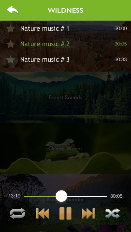 Nature Music Pro - Relaxing Sounds Of Nature to Calm, Reduce Stress & Anxiety Release