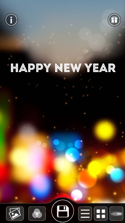 New Year Wallpapers Maker - Retina Photo Booth for Holiday