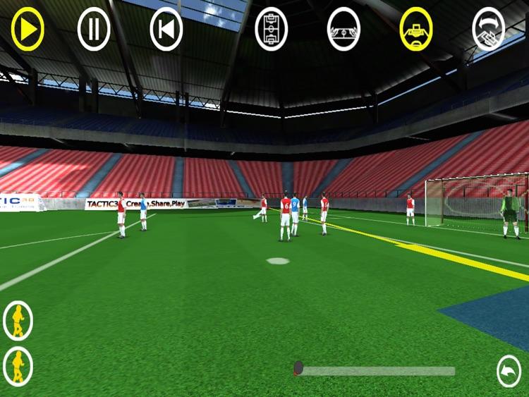 Football3D Coach Pro screenshot-3