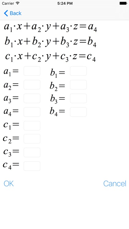 Systems Of Equations