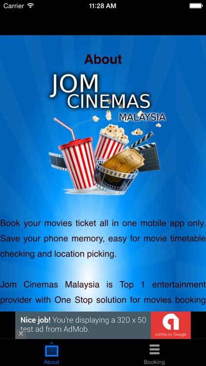 Jom Cinemas Malaysia