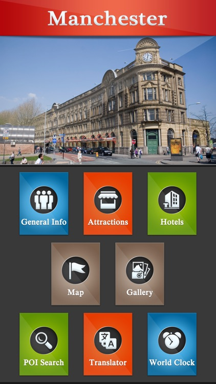 Manchester City Travel Guide