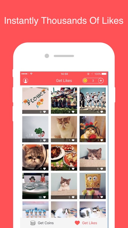 Like Booster for Instagram - Get Tons of Likes screenshot-3