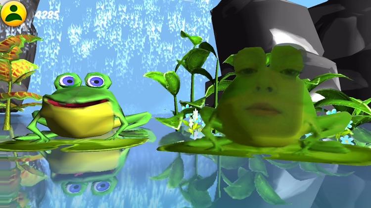 FrogFace AR Free screenshot-4