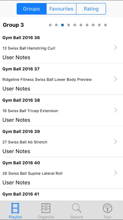 Gym Ball 2016 screenshot-1