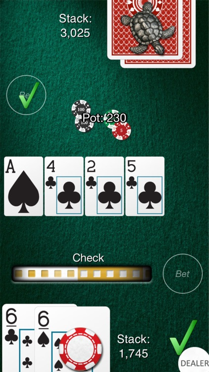 Heads Up: Hold'em  (1-on-1 Poker) screenshot-0