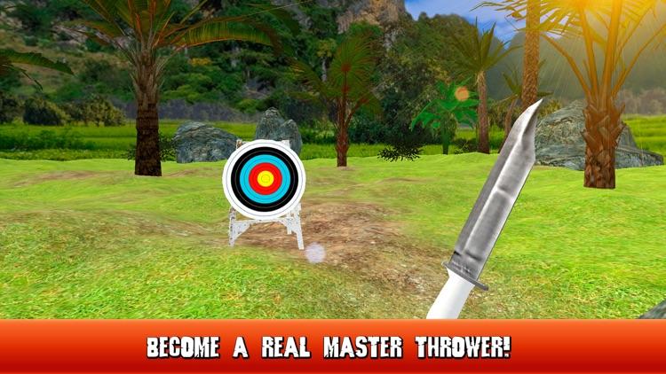 Knife Throwing Master 3D screenshot-3