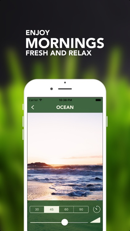 Sleep Maker - White Noise, Natural relaxing ambient sounds for meditation & yoga, help fall asleep