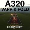 A320 VAPP FOLD