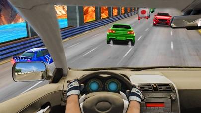 車の 3D での レース紹介画像1