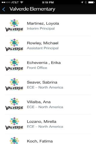 Valverde Elementary - náhled