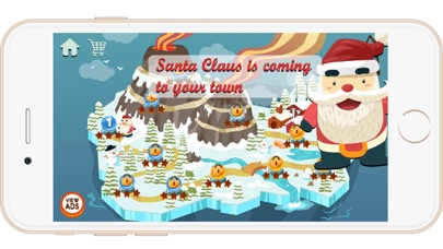 Snow Line Trivia Puzzle: Christmas Games for Kids screenshot two