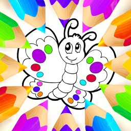 Kids Coloring Book Free