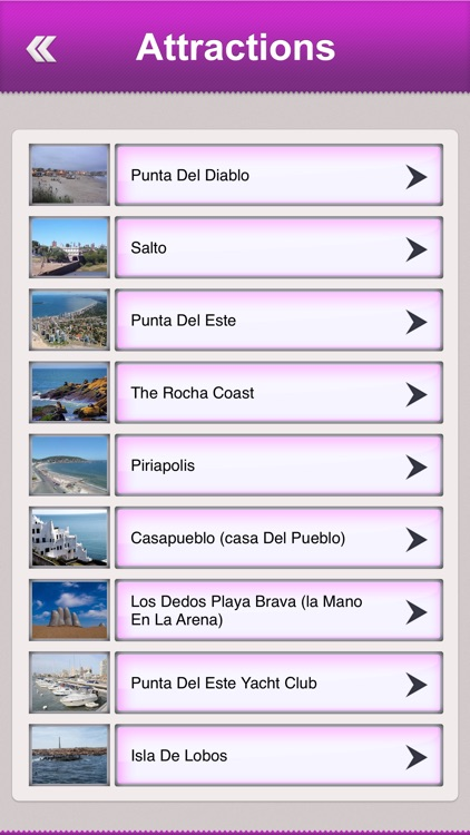 Uruguay Tourist Guide screenshot-2