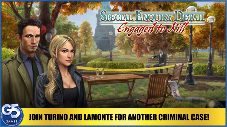 Special Enquiry Detail: Engaged to Kill® (Full) screenshot-0