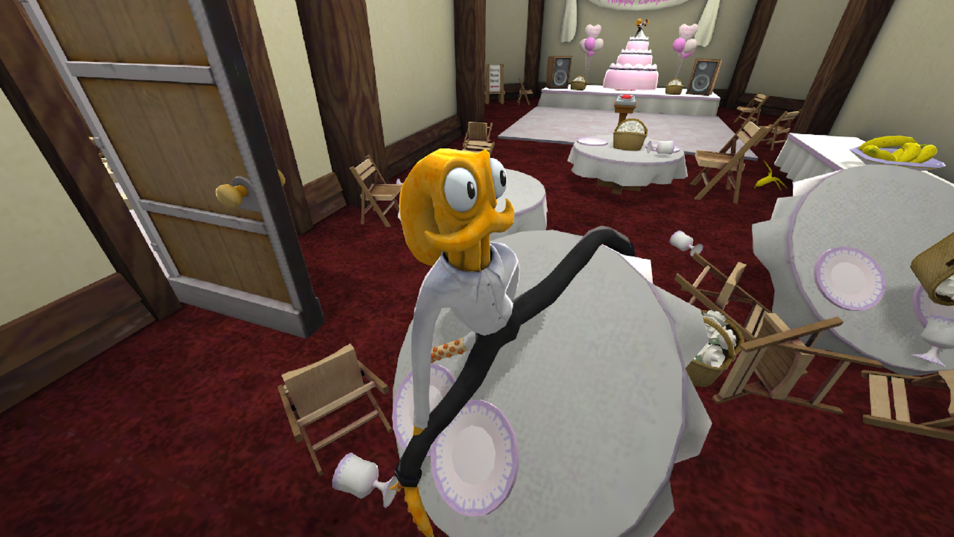 Octodad: Dadliest Catch screenshot 12