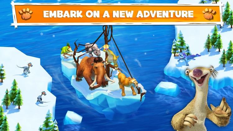 Ice Age Adventures screenshot-0