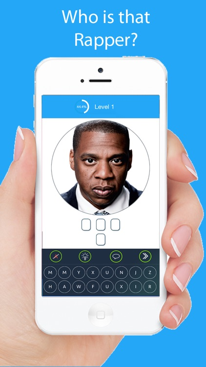 Celebrity Quiz Games - Guess.ing Hip Hop, Rap, Pop Music Singers and Actors