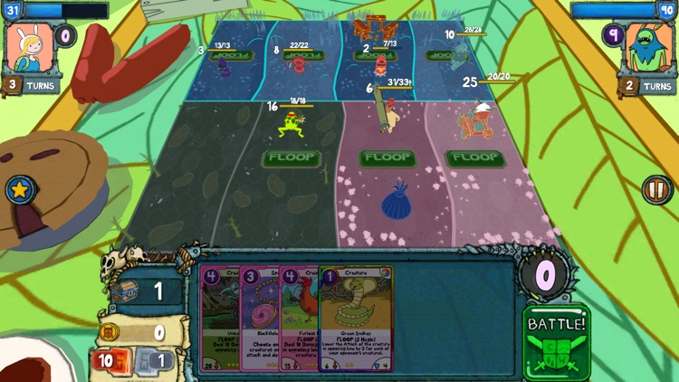 Card Wars - Adventure Time Card Game screenshot-3