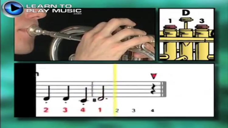 Teach Yourself To Play Trumpet screenshot-4