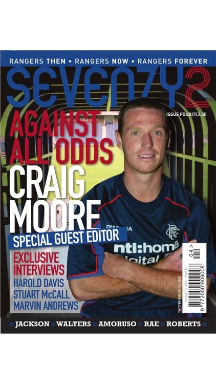 Seventy2 Magazine – The Glasgow Rangers Retro Magazine