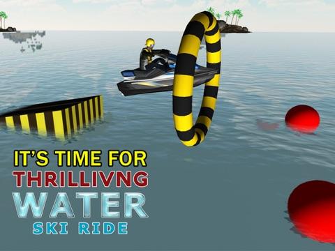 Jet Ski Simulator - Motorboat driving & parking simulation game-ipad-3