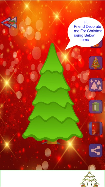 Christmas Tree Decoration  -   Free Holiday Game For toddler screenshot-3