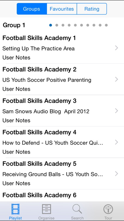 Football Skills Academy screenshot-1
