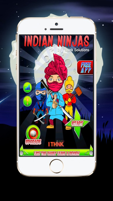 Indian Ninja - pure desi fun Screenshot