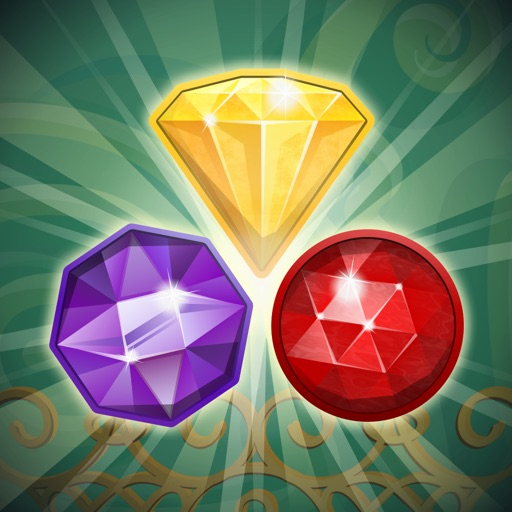 Real Gem Explosion icon
