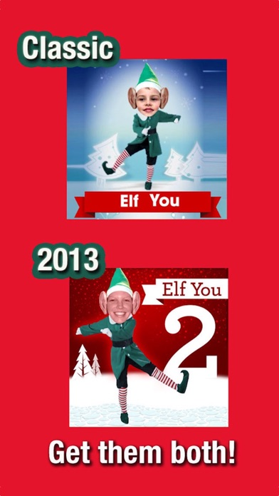 Look for our NEW high def app Super Dance Elf 2 in iTunes store. Enjoy this classic app and make yourself into an elf in a Christmas video and share ...