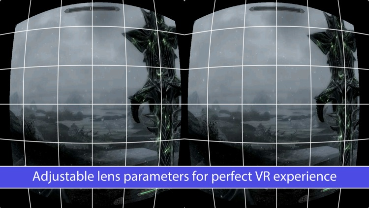 KinoVR 3D Virtual Reality Streamer screenshot-3