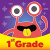 1st Grade Math fun - addition and subtraction games for kids