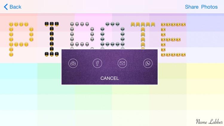 Emoji Name screenshot-3