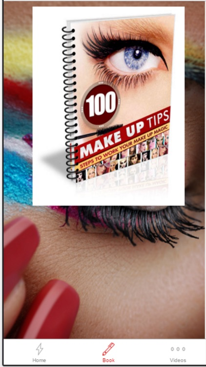 Makeup Ideas - Learn How to Put on Makeup screenshot-2