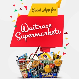 Great App for Waitrose Supermarkets