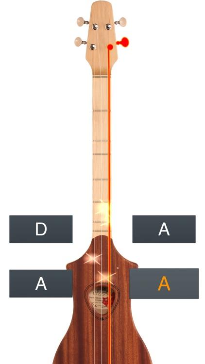 Dulcimer Tuner Simple