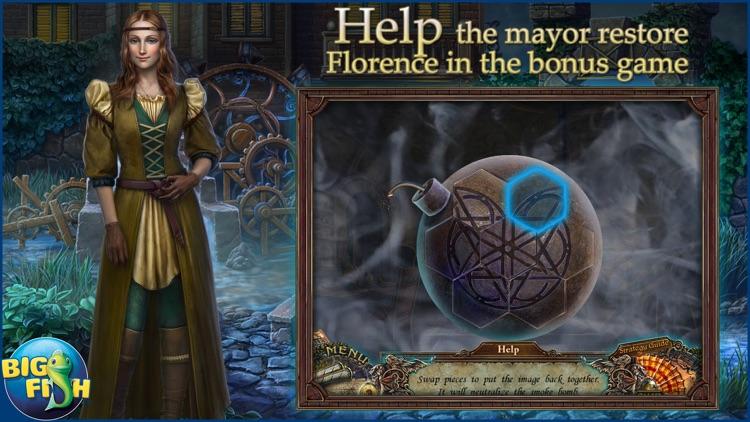 Grim Facade: The Artist and The Pretender - A Mystery Hidden Object Game (Full) screenshot-3