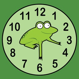 Froggy Time - Common Core Grade 1