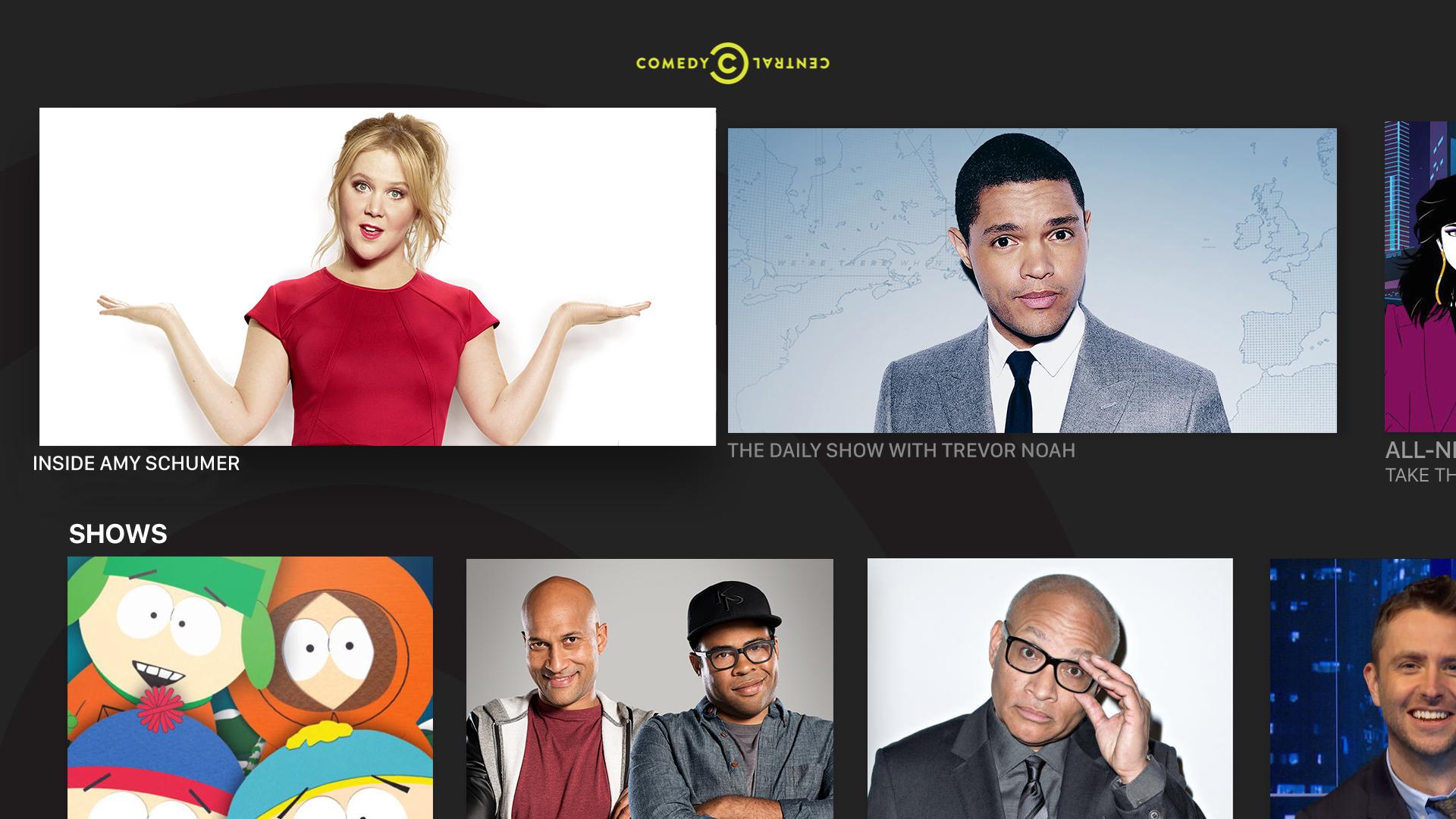 Comedy Central screenshot 11