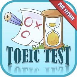 TOEIC Practice Test - Full
