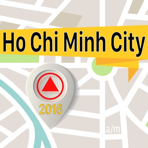 Ho Chi Minh City Offline Map Navigator and Guide