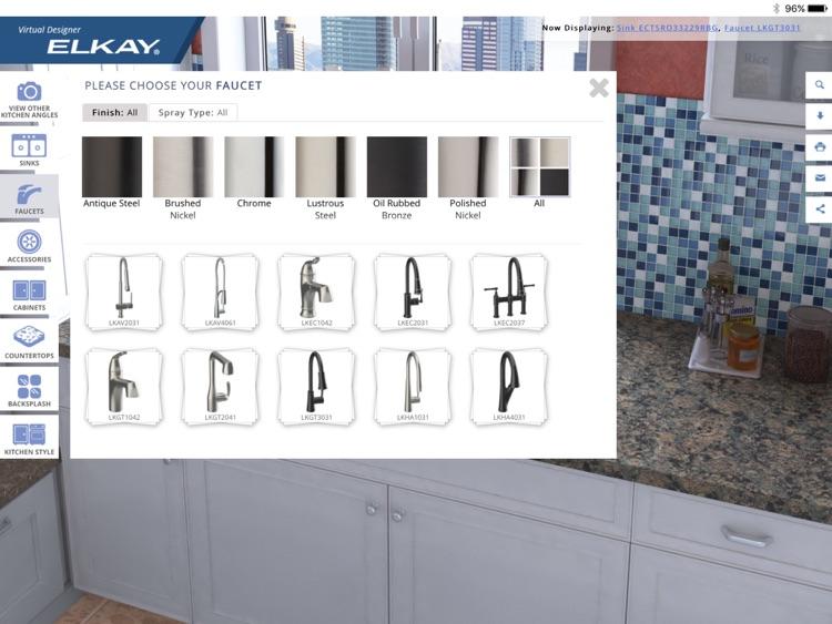 Elkay Virtual Designer