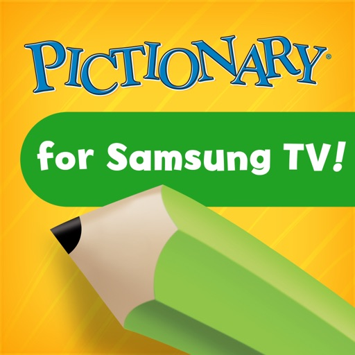 Pictionary for Samsung 2014+ TV