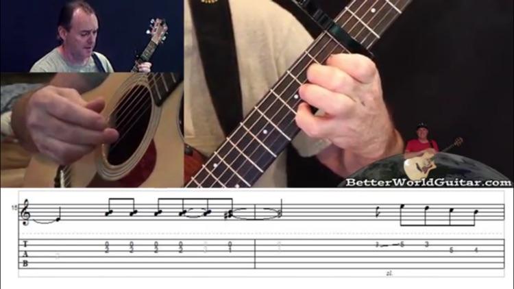 Teach Yourself Fingerstyle Guitar screenshot-3
