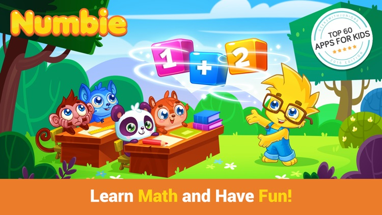Numbie: First Grade Math