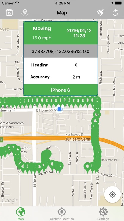 Device Tracker - Phone Finder (LIVE) screenshot-3