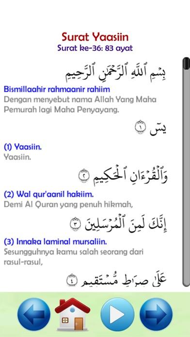 download Surat Yasin Audio dan Tahlil apps 3